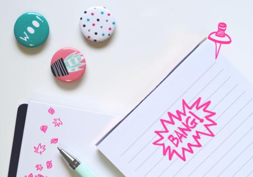 scaldamuscoli - allenamento guidato creatività-scrivere