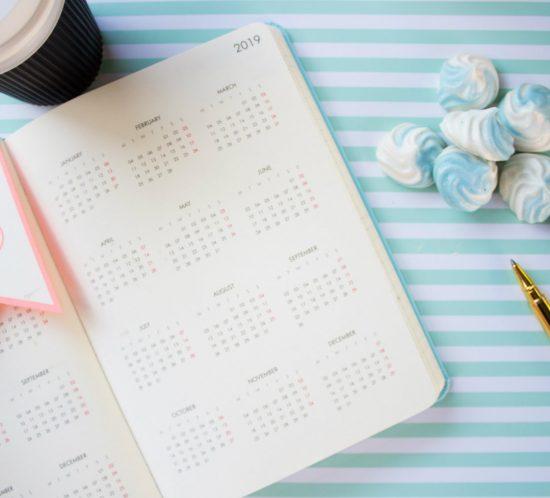 pianificazione e calendario editoriale